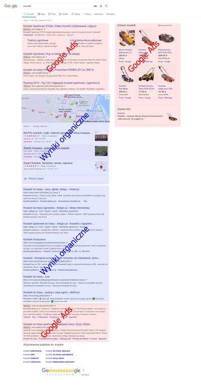 Reklama w Google Ads (AdWords