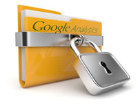 Google Aanalytics (not providet)