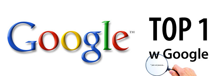 TOP 1-3 w Google
